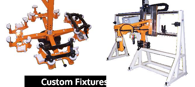 Custom Fixtures & Tooling