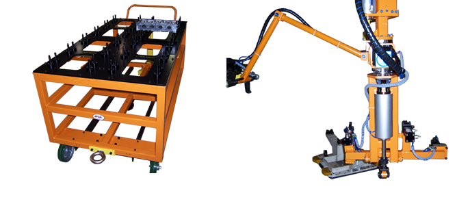 Material Handling / Ergonomic Systems